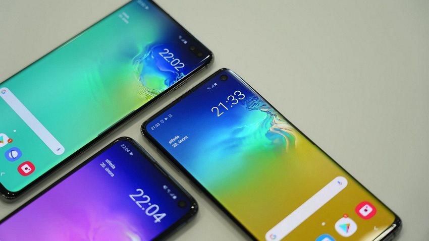 Samsung Galaxy S10: Srovnání s Galaxy S10+ a S10e