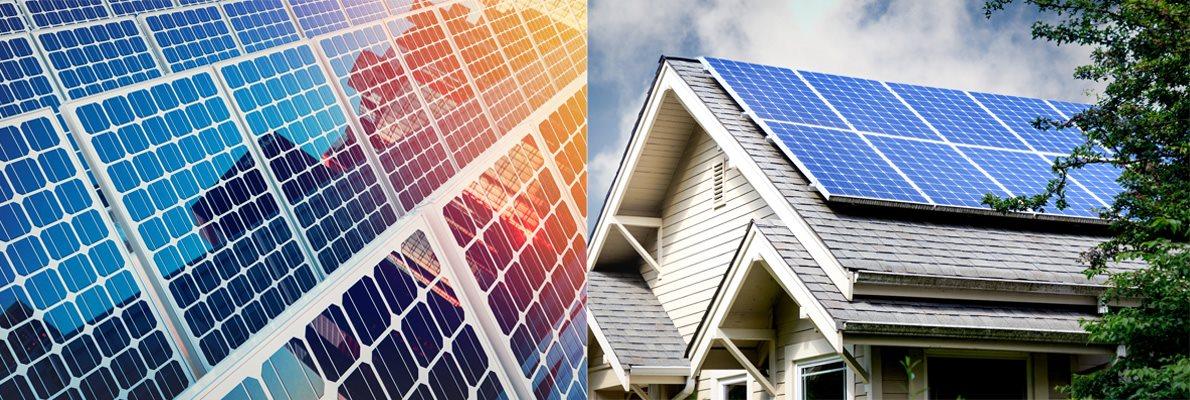 Domácí fotovoltaika - solární elektrárny