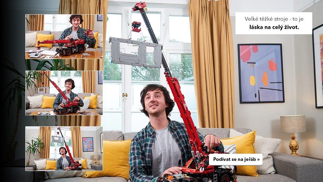 dárky LEGO Ninjago