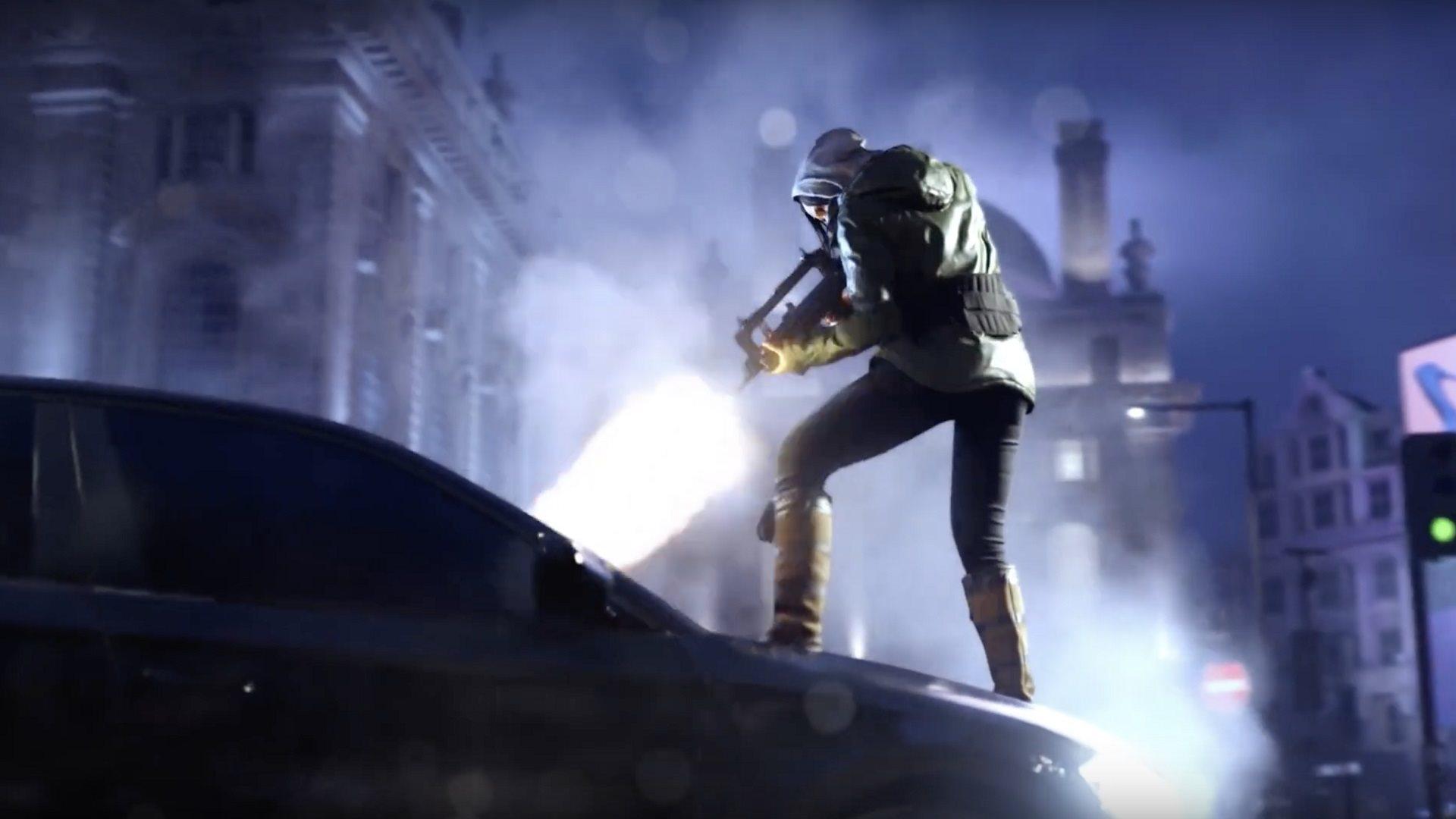 Call of Duty: Modern Warfare; gameplay: london