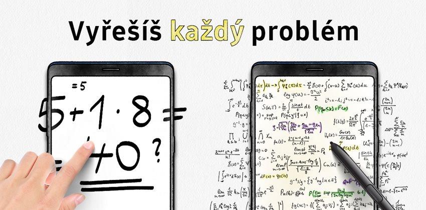 Samsung Galaxy Note 10 - Matematik