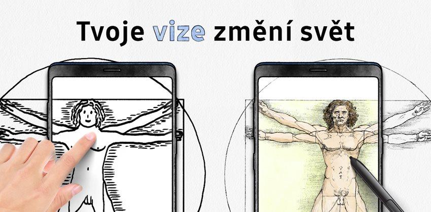 Samsung Galaxy Note 10 - Vizionář