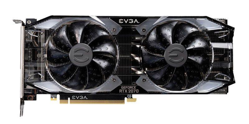EVGA RTX 2070 XC Gaming v testech