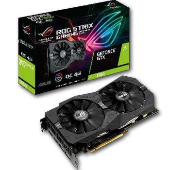 Asus Strix GTX 1650 O4G Gaming