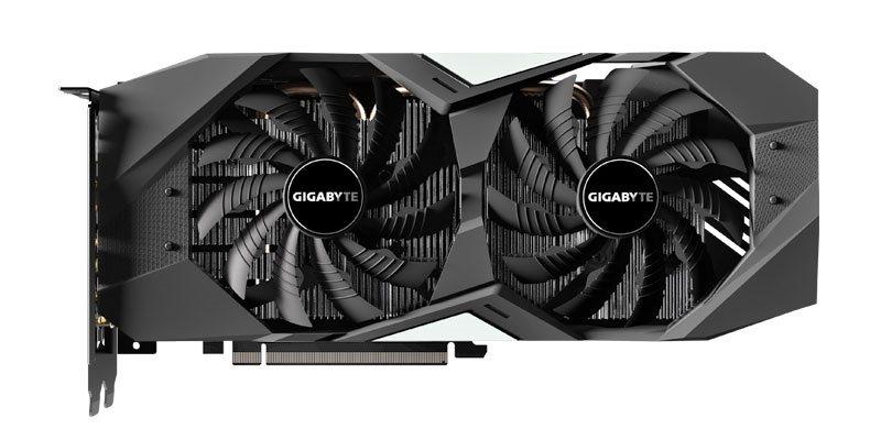 Gigabyte GTX 1650 Gaming OC 4G v testech