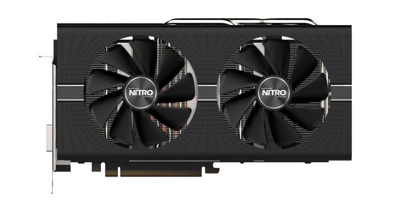 Sapphire Nitro+ RX 570 4GD5 v testech