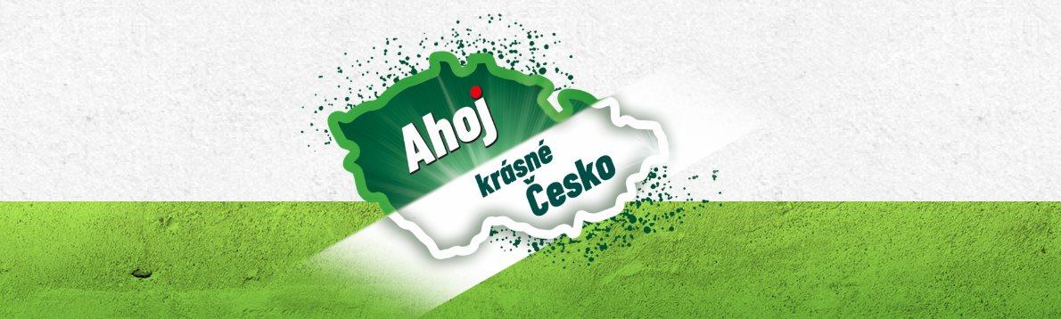 Ahoj krásné Česko