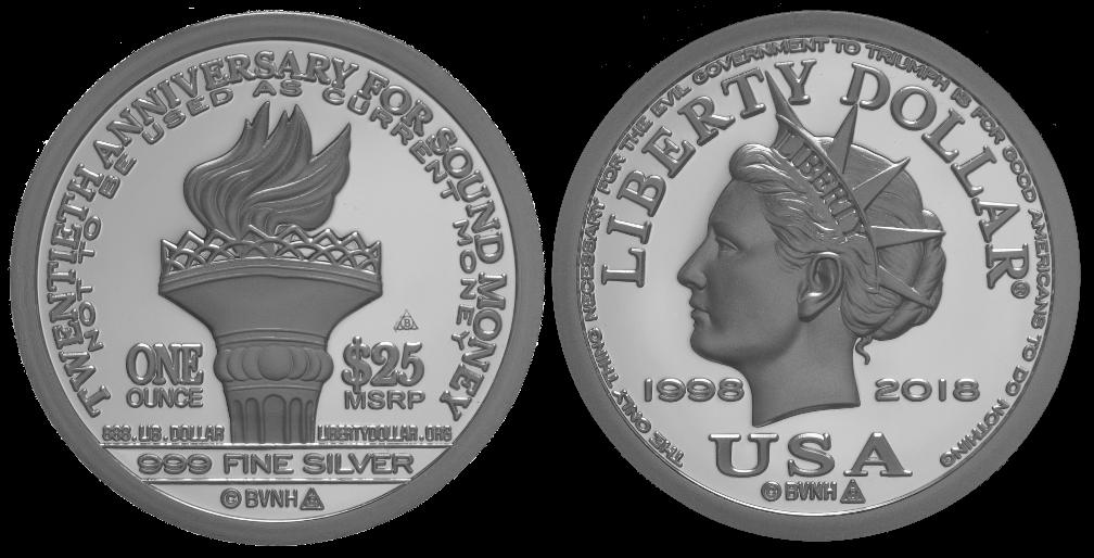 liberty dolar