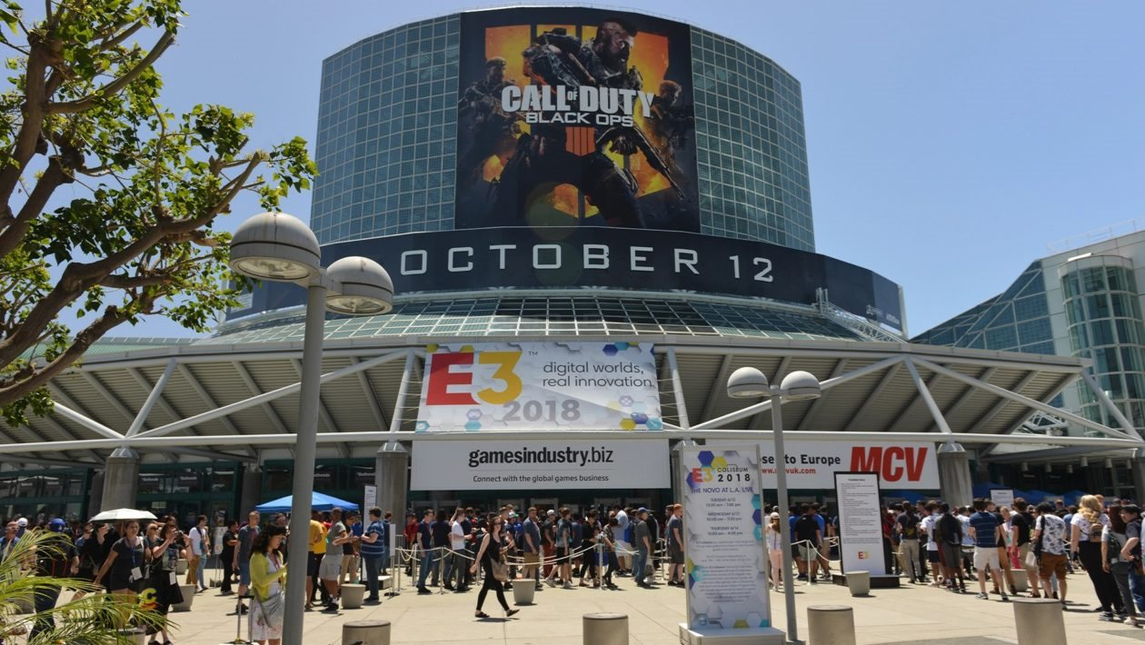 E3 2018, Convention Center Las Vegas