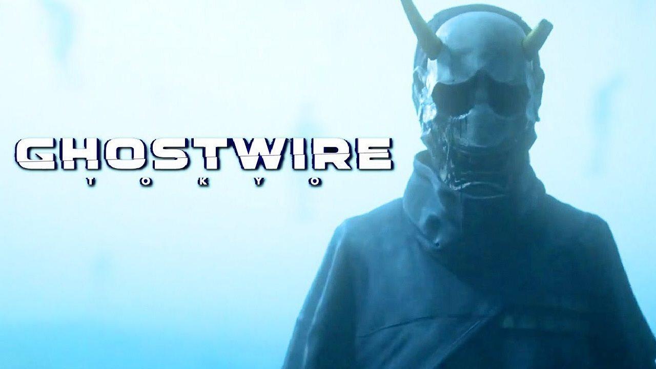 E3 2019; screenshot: ghostwire: tokyo oni