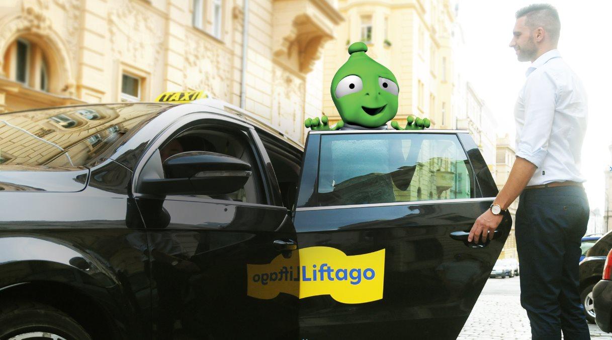 Spolupráce Alza.cz a Liftago