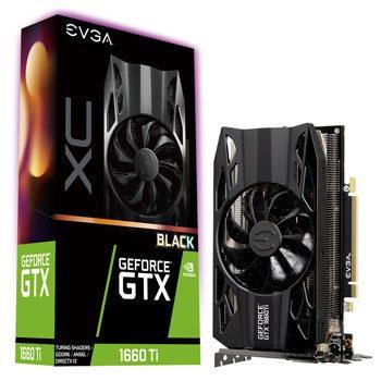 EVGA  GTX 1660 Ti XC Black Gaming