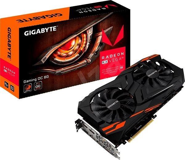 GIGABYTE RX VEGA 56 GAMING OC 8G