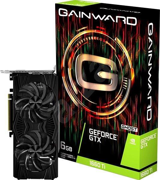 GAINWARD GTX 1660Ti 6G Ghost