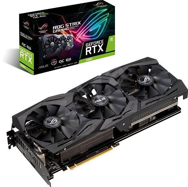 ASUS STRIX RTX2060 O6G Gaming