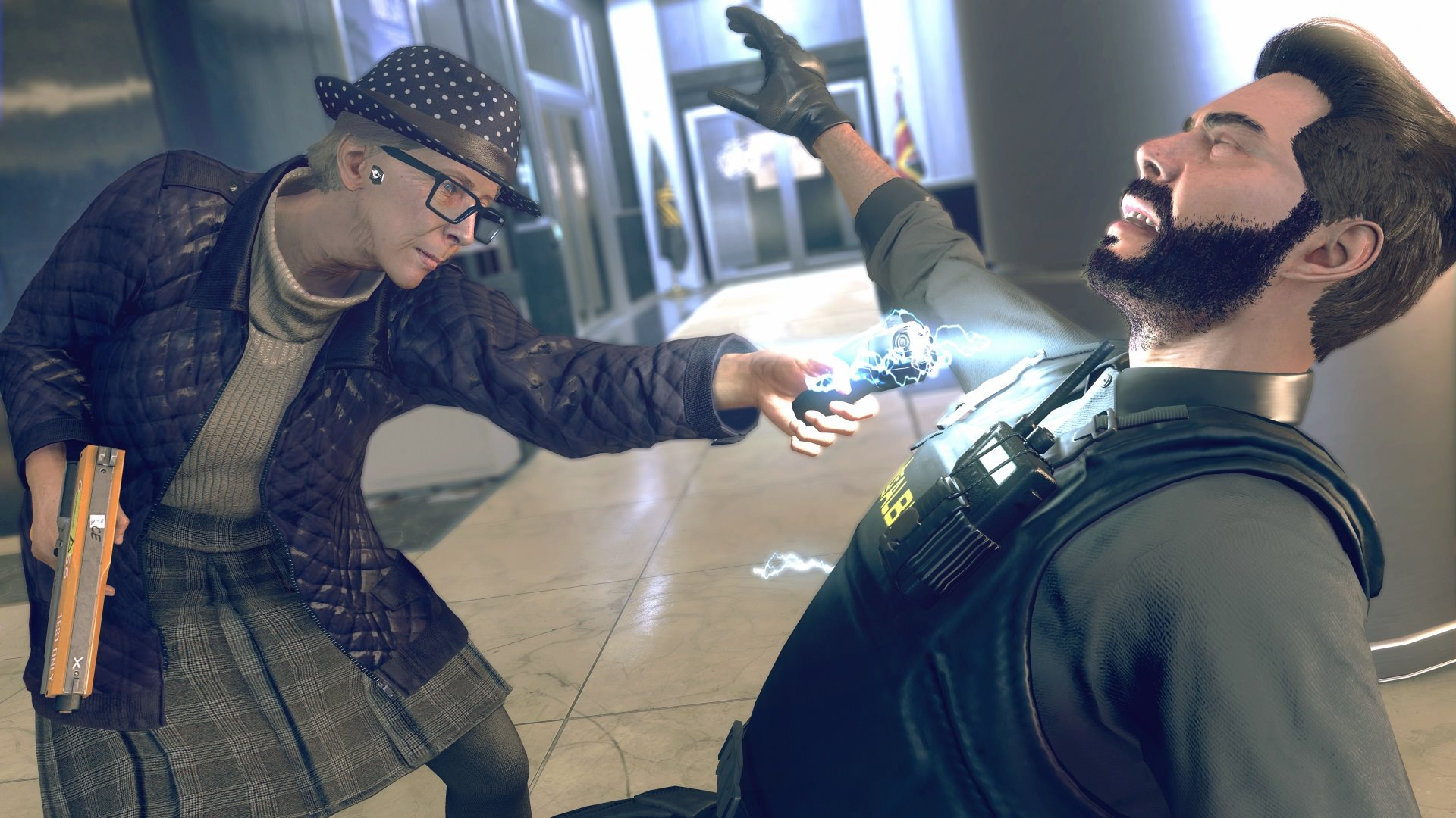Watch Dogs Legion; screenshot: babca