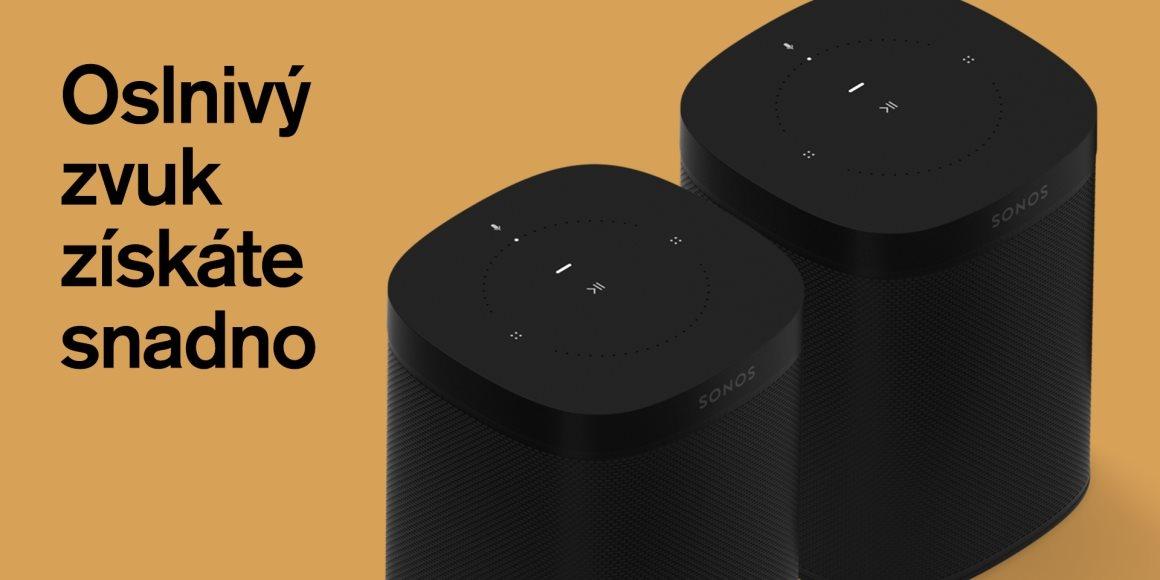Reproduktory Sonos