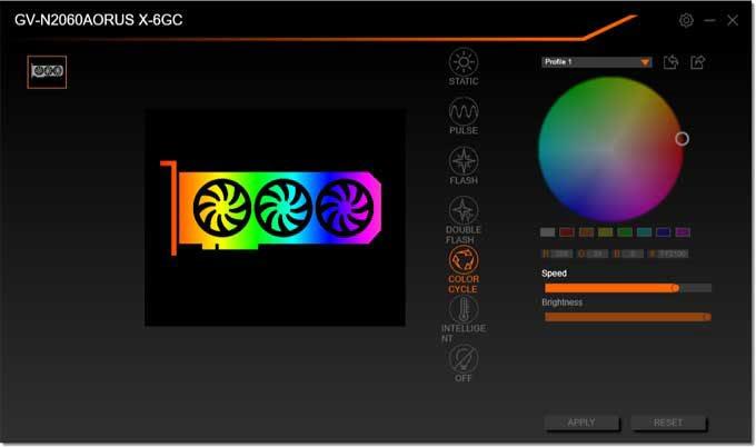 Gigabyte AORUS RTX 2060 XTREME 6G RGB Fusion