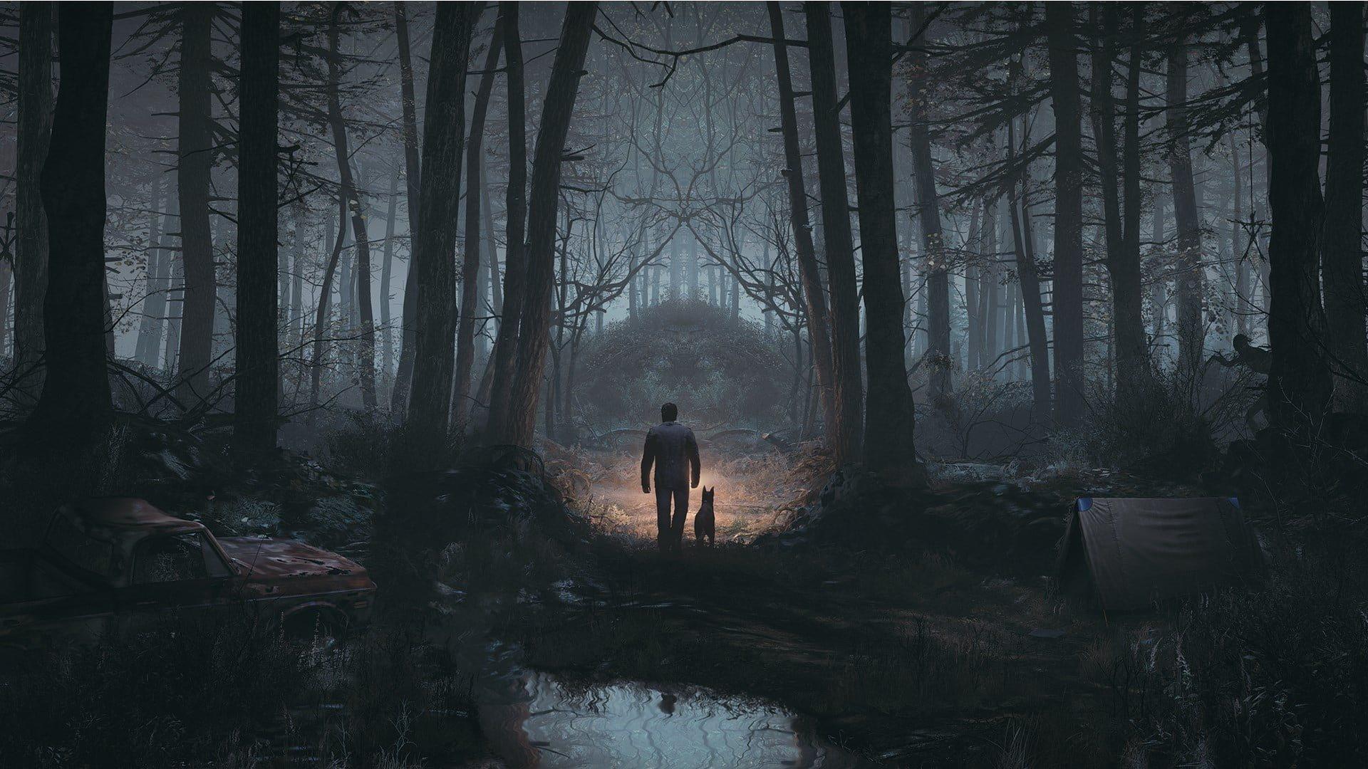 Blair Witch; gameplay: ellis bullet