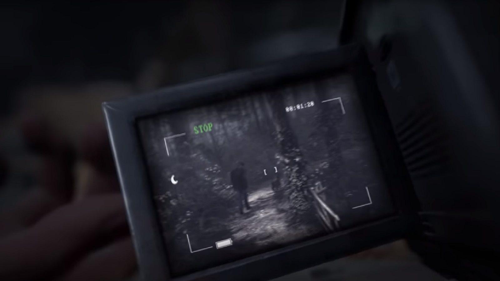 Blair Witch; gameplay: kamera