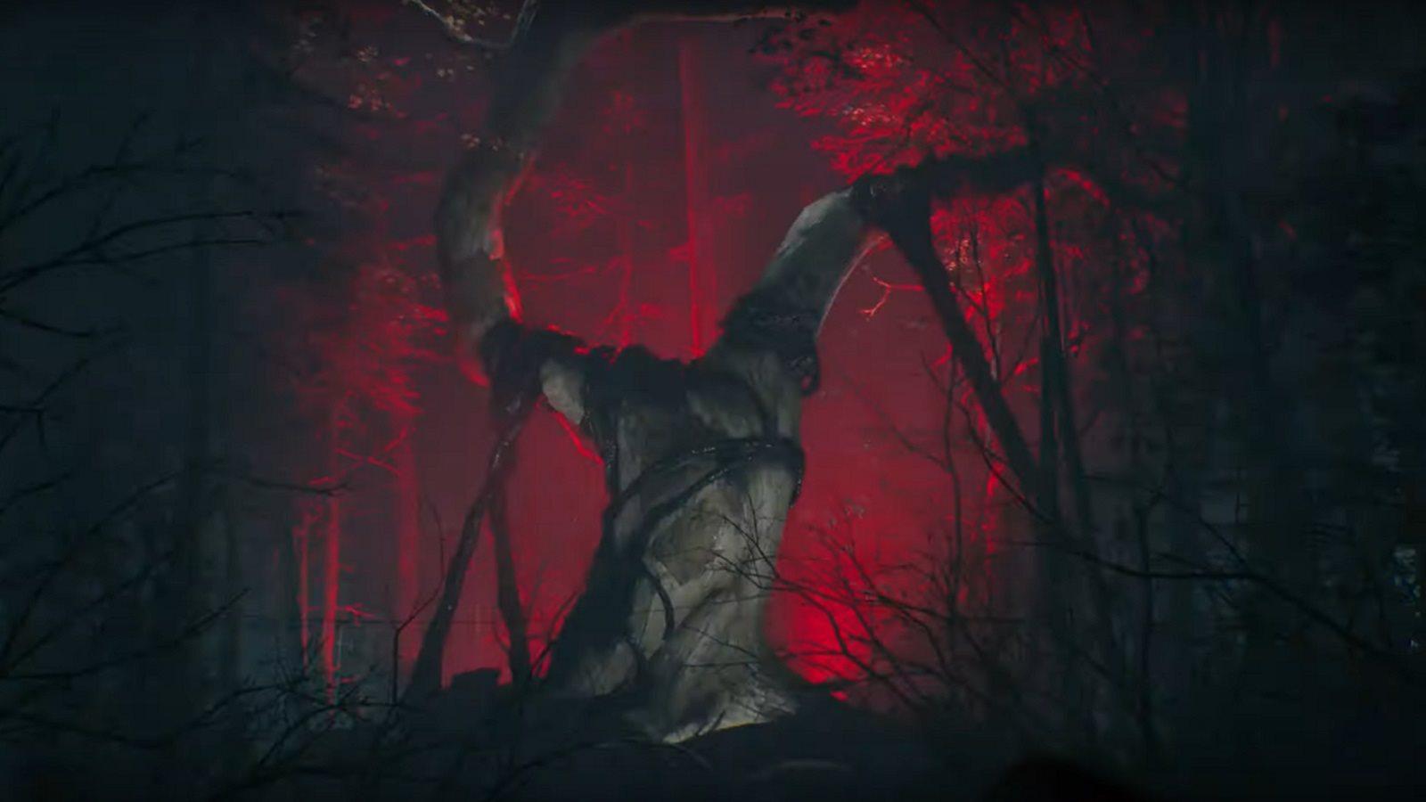 Blair Witch; gameplay: monstrum