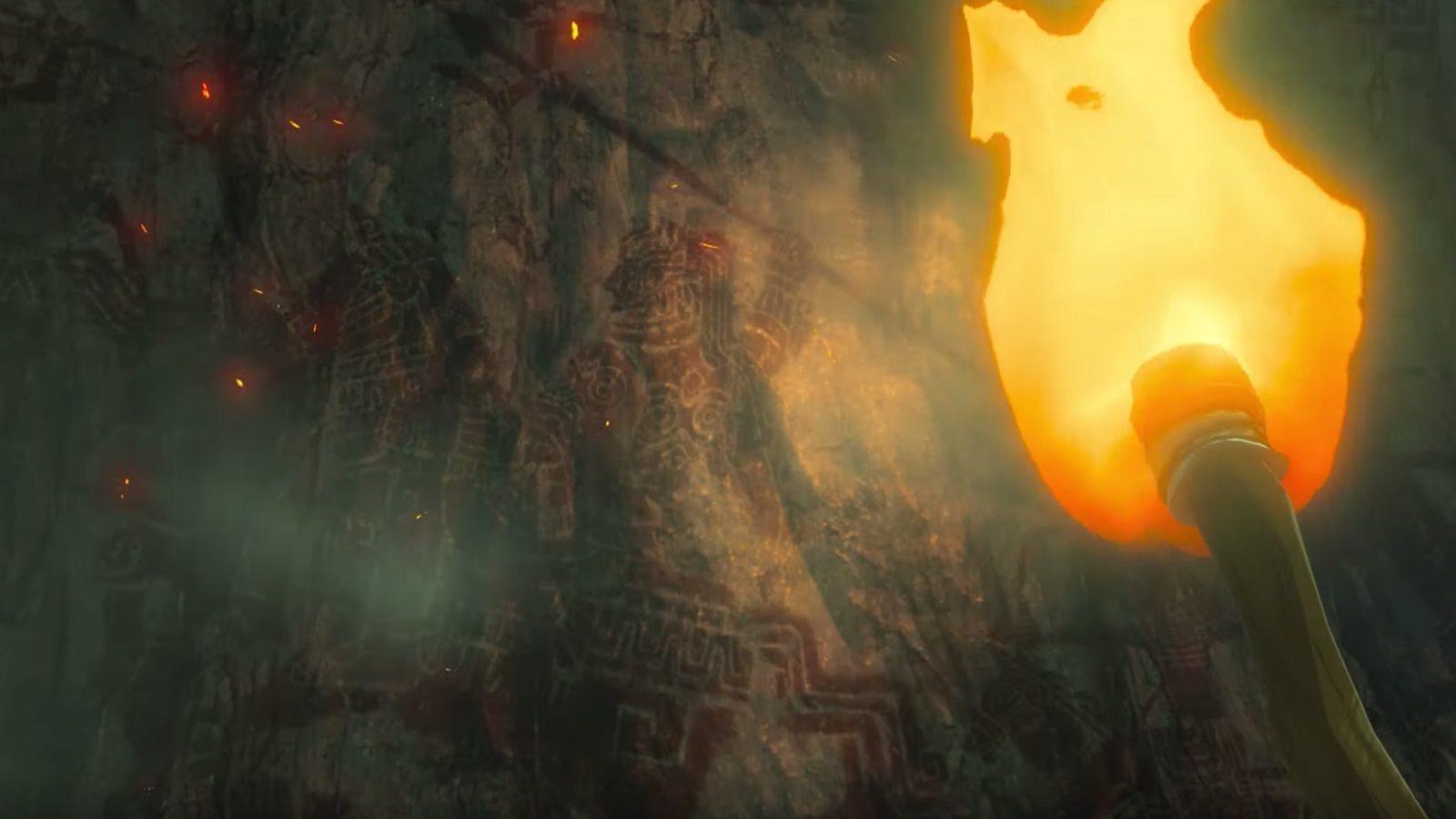 Legend of Zelda: Breath of the Wild 2; trailer: ancient armor