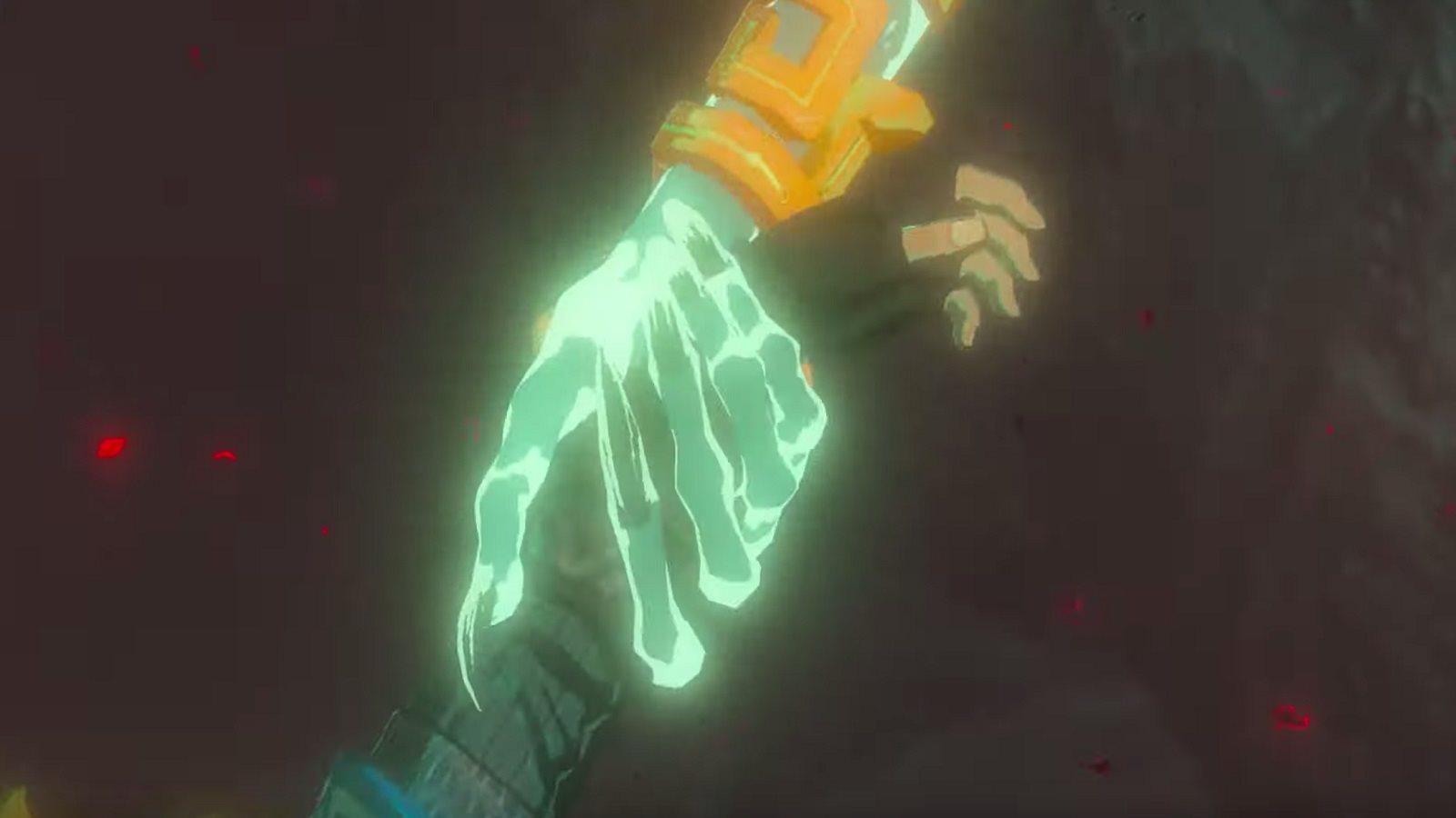 Legend of Zelda: Breath of the Wild 2; trailer: Link