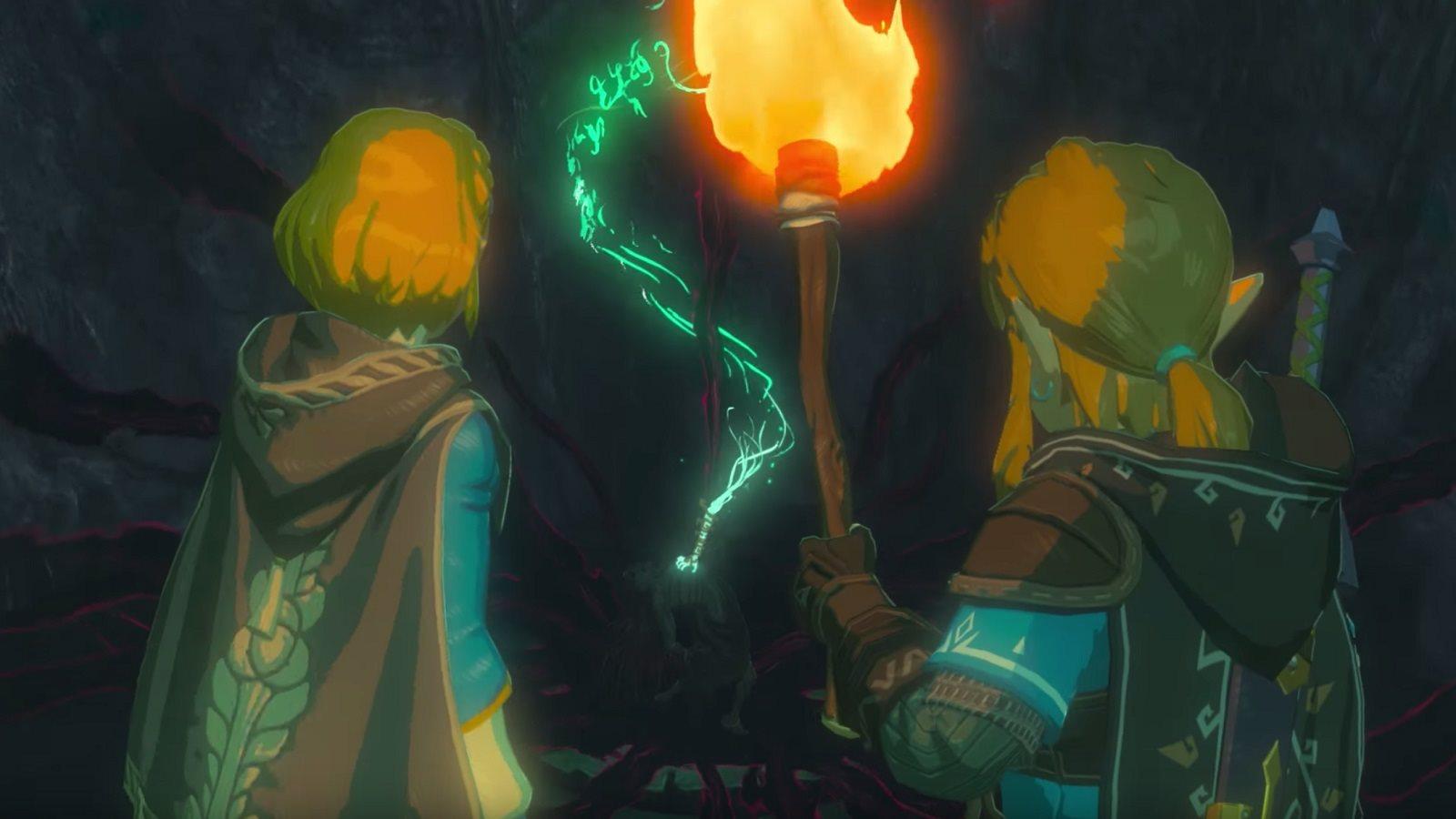Legend of Zelda: Breath of the Wild 2; trailer: zelda