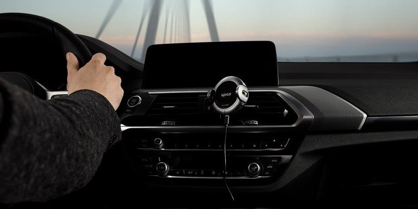 Epico Car Wireless Charger