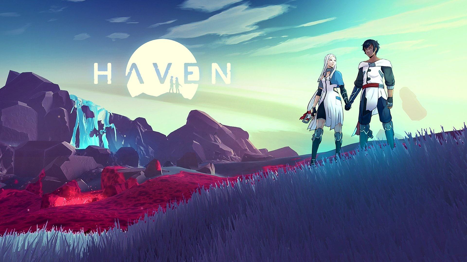 Haven; screenshot: dvojice