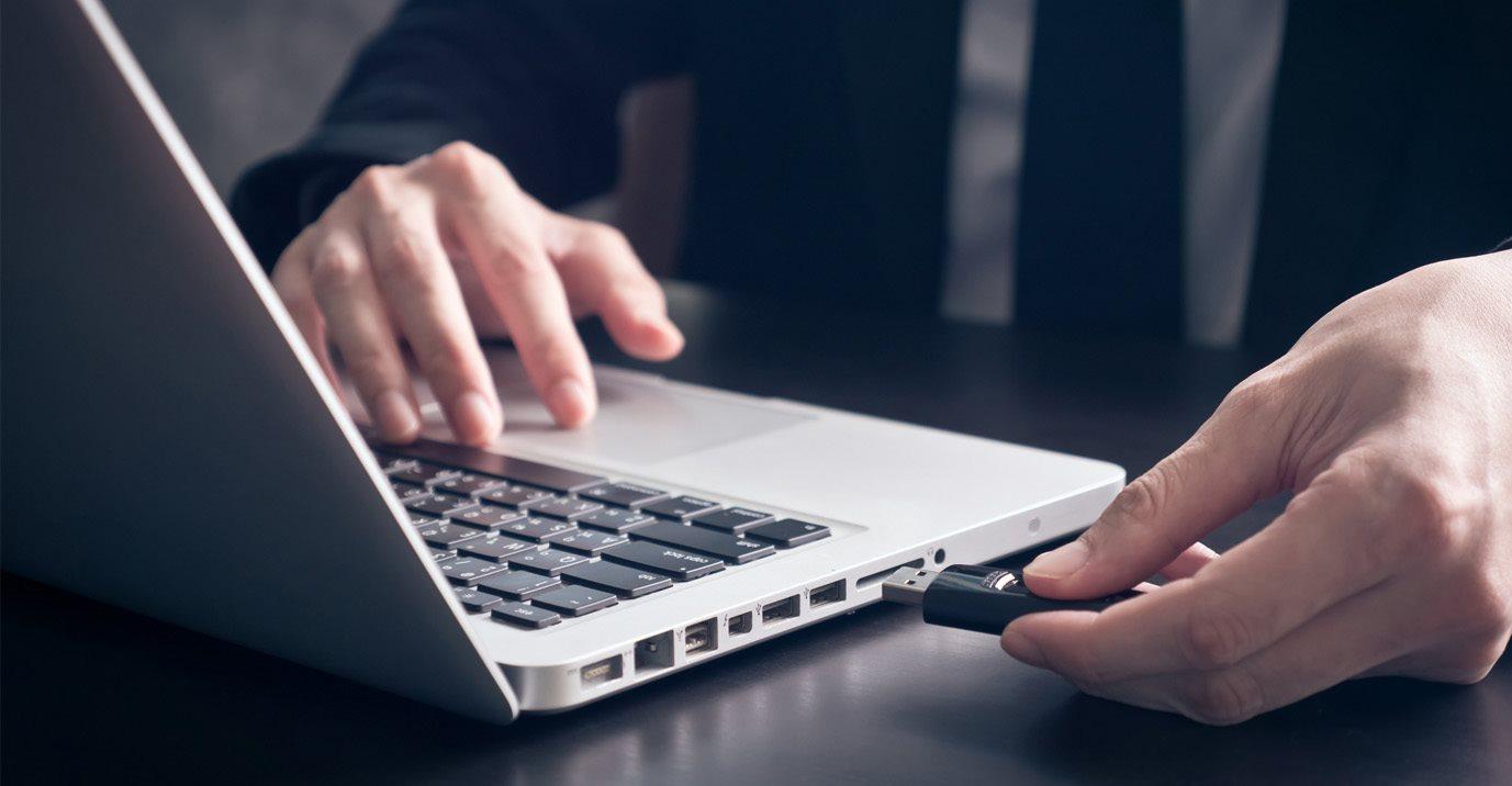Jak obnovit data z flash disku