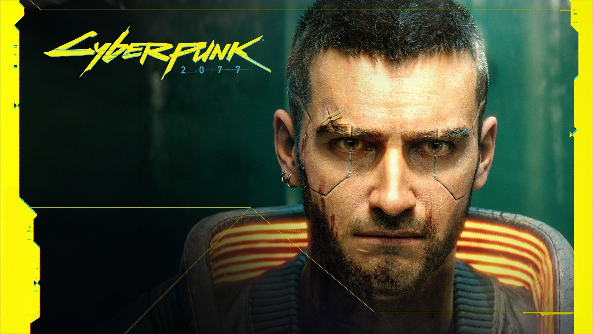 Gamescom 2019; screenshot: Cyberpunk 2077