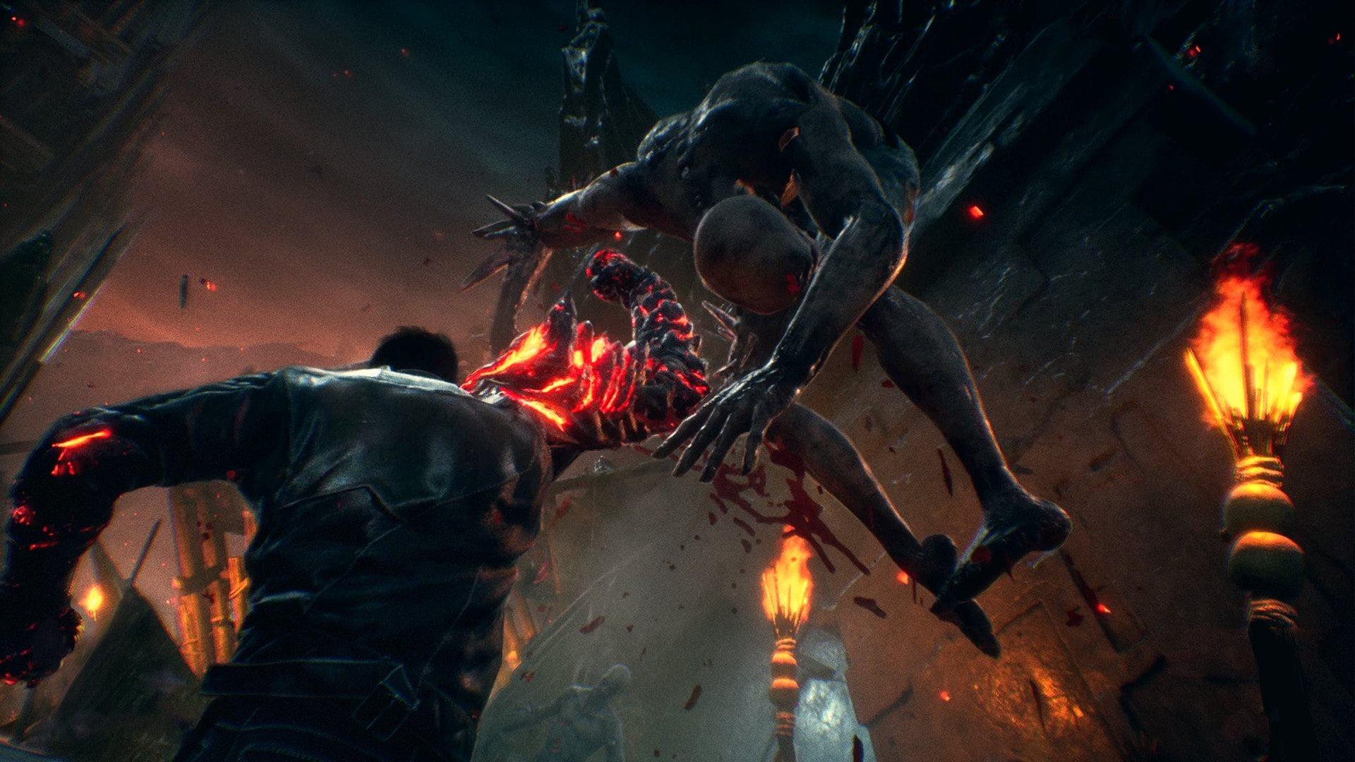 Gamescom 2019; screenshot: Devil