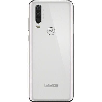 Motorola One Action bílá