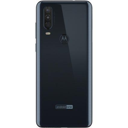 Motorola One Actiom modrá