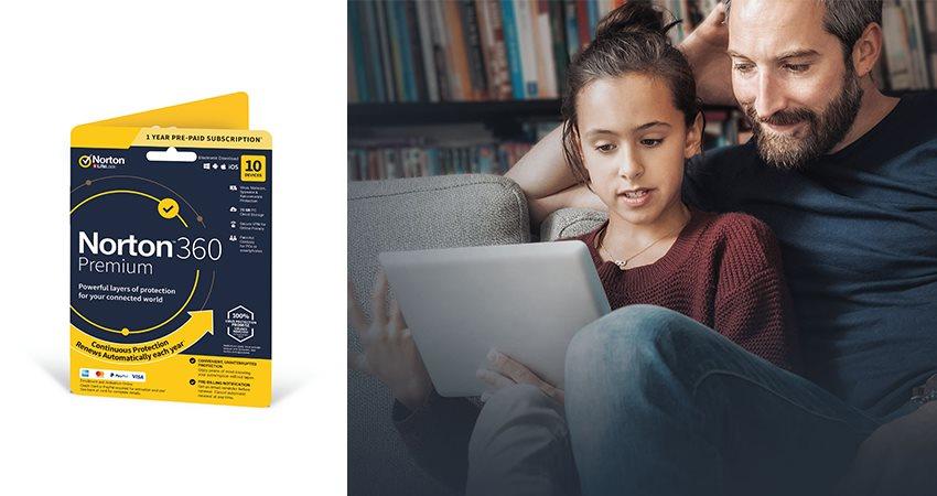 Norton 360 Premium; antivirus; Symantec; software