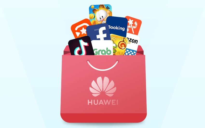 Huawei Mate 30 AppGallery
