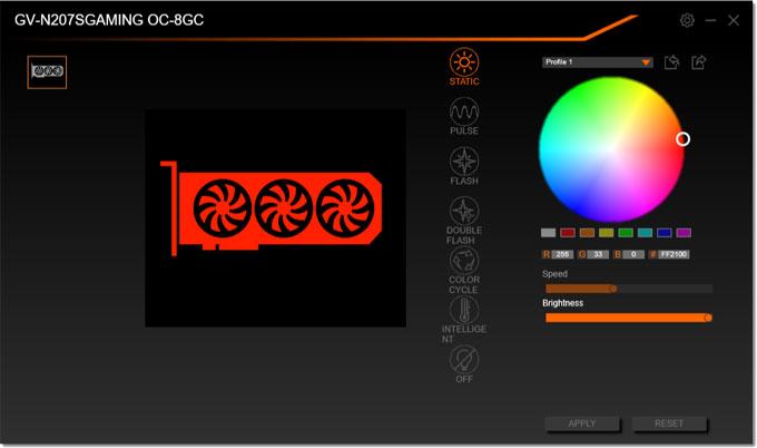 Gigabyte RTX 2070 SUPER Gaming OC RGB Fusion