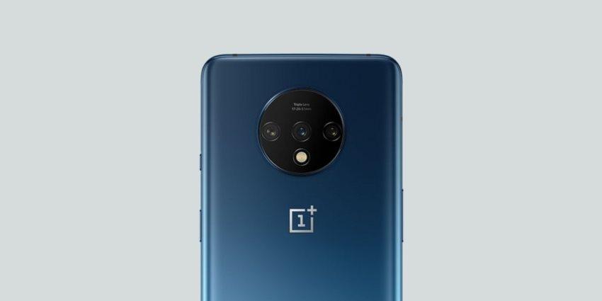 OnePlus 7T, fotoaparat