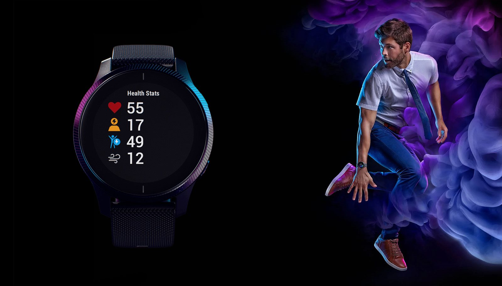 garmin; venu; chytre hodinky; smartwatch; wearables; nositelna elektronika;
