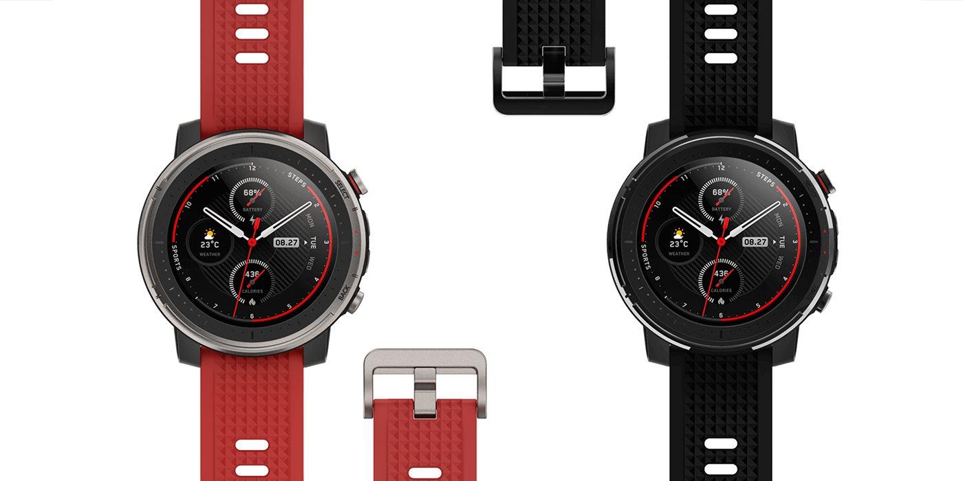 Xiaomi; Amazfit; Huami; Stratos 3; nositelna elektronika; chytre hodinky; smartwatch; wearables