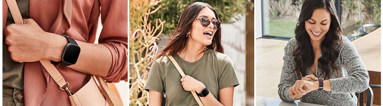 Fitbit Versa 2; chytré hodinky; smartwatch; wearables; nositelná elektronika;