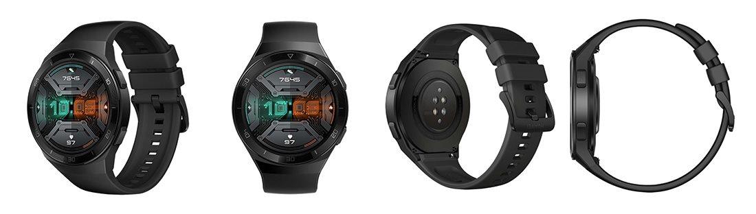 Huawei Watch GT 2e – 100 sportovních režimů, 2týdenní výdrž a ...