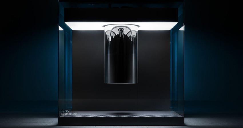 kvantový počítač; IMB Q System One