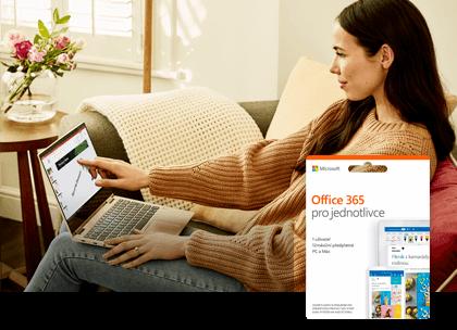 Toto je vaše Office 365
