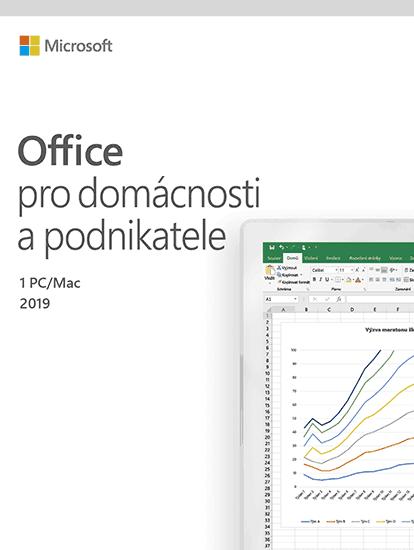 Office 2019 pro domácnosti a podnikatele