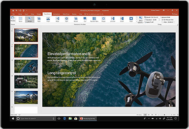 Přechody a animace v MS PowerPoint