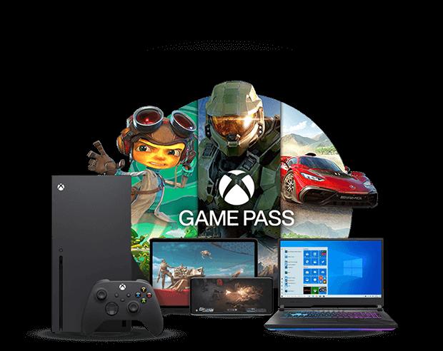 Alza a Xbox Game Pass