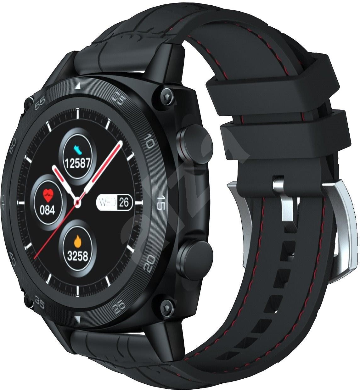 Chytré hodinky s měřením EKG a krevního tlaku cubot c3