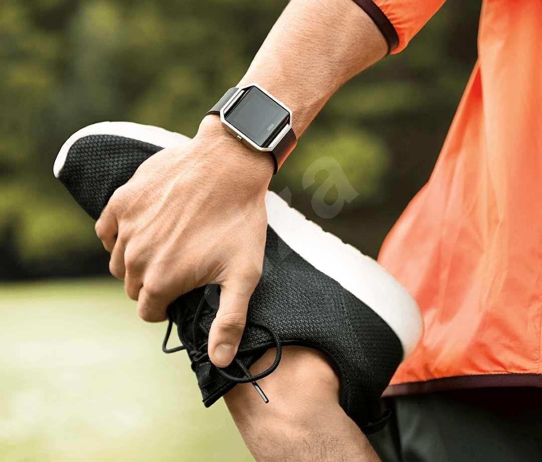 ... Fitbit Blaze Small Black - Chytré hodinky ... 72600e32fb4